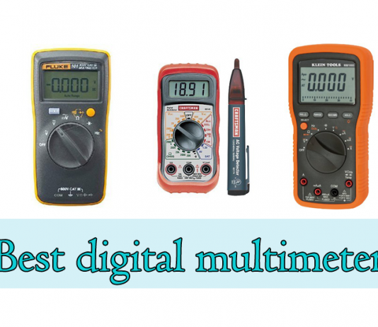 Best Multimeter Household : Tools home improvement best products reviews