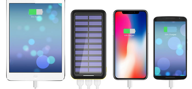 solar charger gadgets