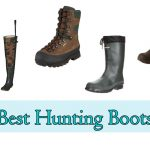 15 Best Hunting Boots 2018 (Waterproof, Rubber & more)