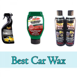 13 Best Car Wax for Black, White & New cars in 2018
