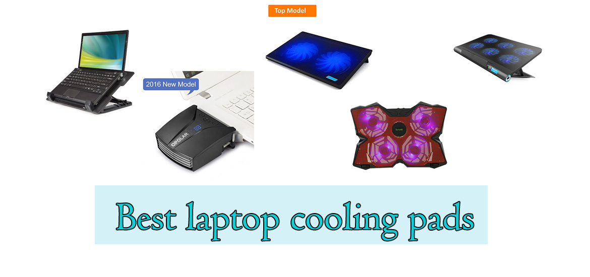 Best laptop cooling pads