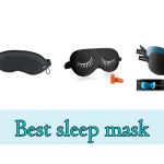 13 Best Sleep Mask for Side sleepers & Travel in 2018