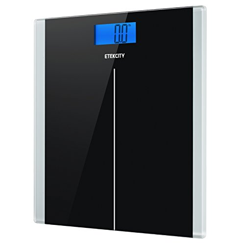 Etekcity Digital Body Weight Bathroom Scale Best Step And Read