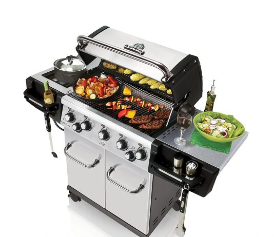 propane grills review