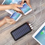 Battery Pack AKEEM Review: Best solar charger for Iphone & Android devices