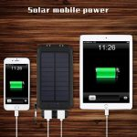 Ayyie Solar Charger Power Bank Review : Robust, Rugged & Reliable